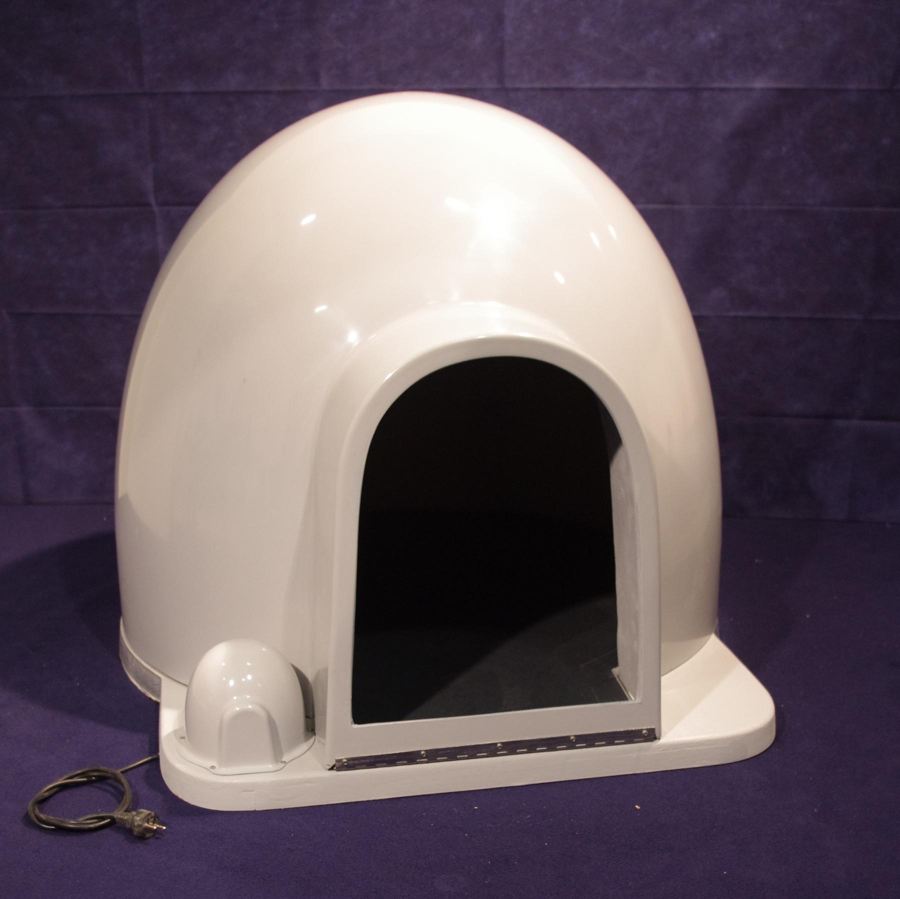 Curiosit for Cuccia in vetroresina